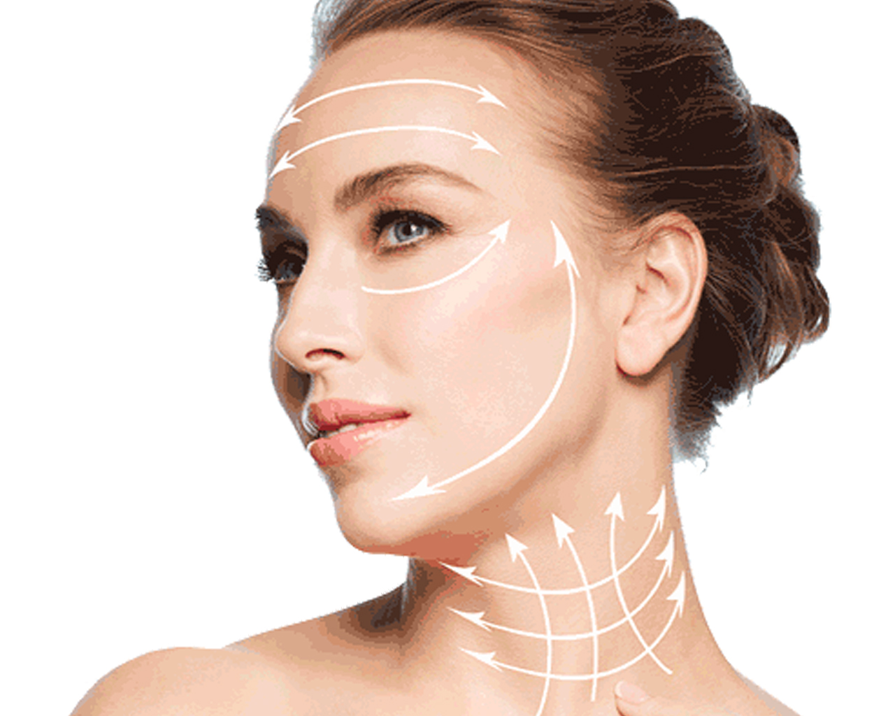 thread lift face and neck